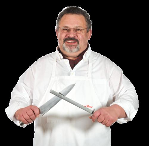 Paolo Causone, maitre di Cigliano Carni